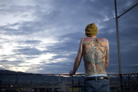TIM STEINER y su Increíble Tatuaje