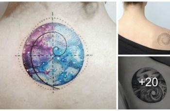 Tatuajes de Circulos