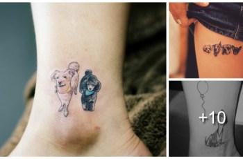 Tatuajes de Perritos