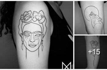Tatuajes del Artista Mo Ganji