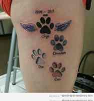 Resultado de imagen para tatuaje gato fallecido