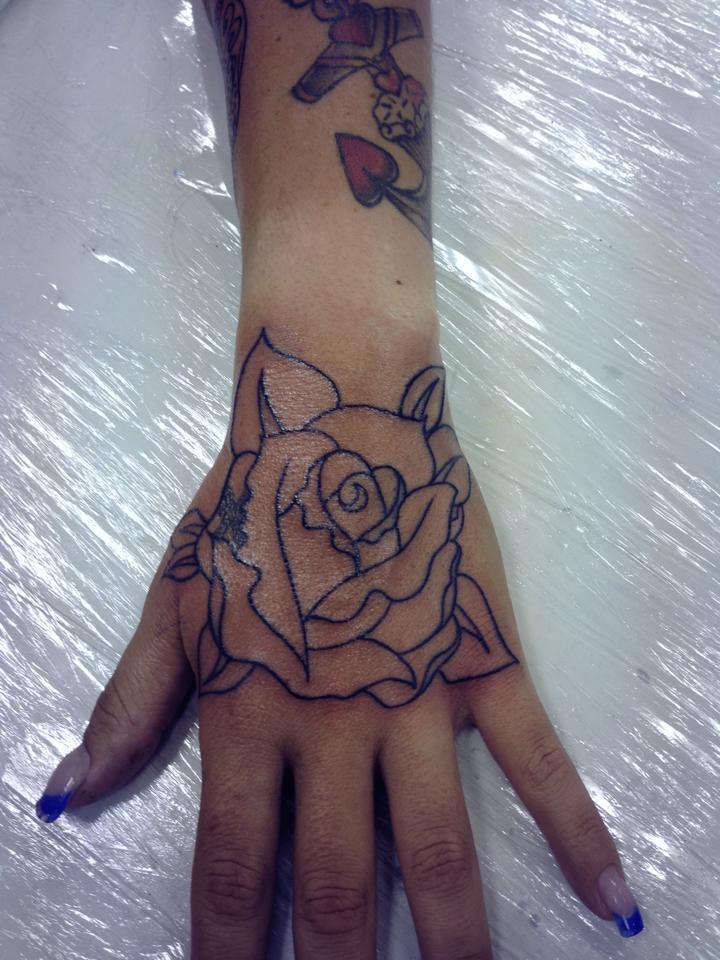 Los Mejores Tatuajes De Rosas