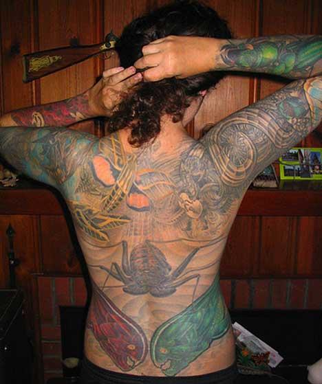 Tatuaże - darmowe wzory i galeria tattoo