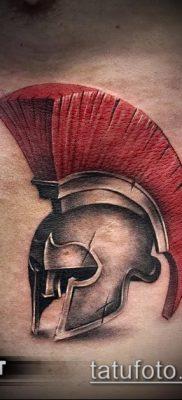 Значение тату Спартанец: смысл, история, факты, фото ...