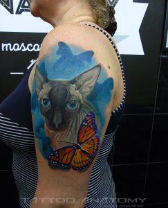Выбор тату для мужчин и женщин - tatufoto.com