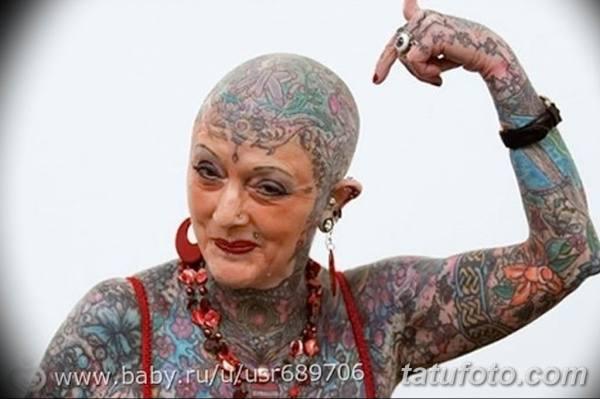фото татуировки в старости 24.12.2018 №021 - photo tattoos ...