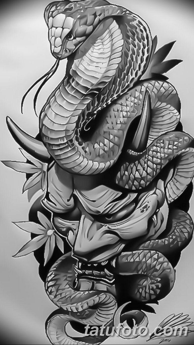 эскизы тату змей для девушек 08032019 003 Tattoo Sketches