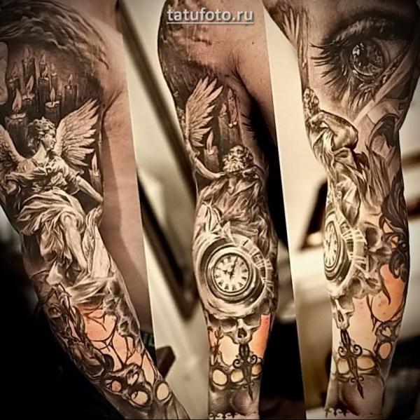 Татуировки и технологии - татуировка в гаджет