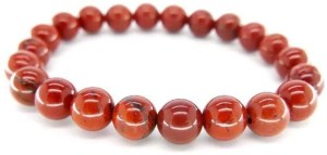 Bracelet jaspe rouge 8mm