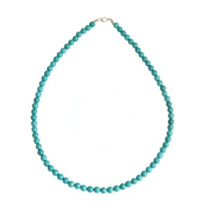Collier Turquoise 6mm
