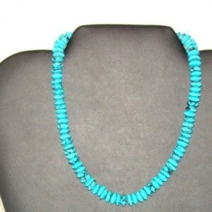 Collier Turquoise Exceptionnel