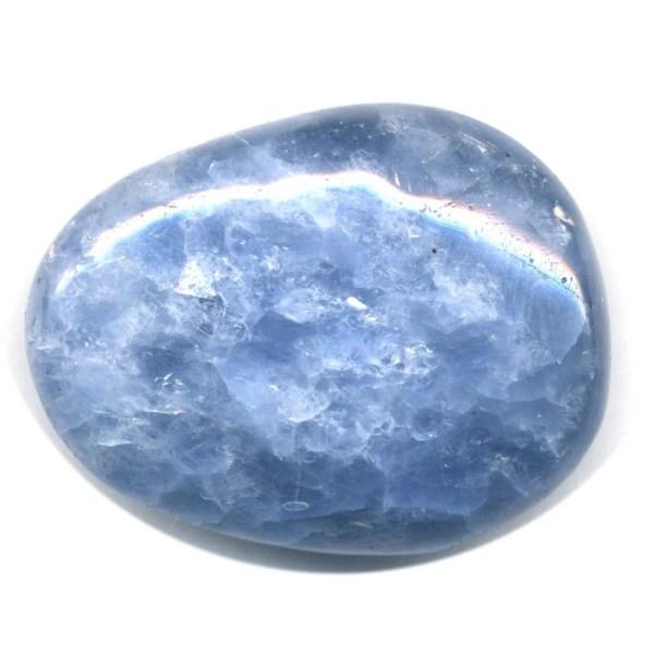 Galets Calcite Bleu