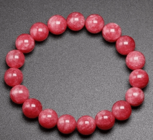 Bracelet Rhodochrosite 10mm