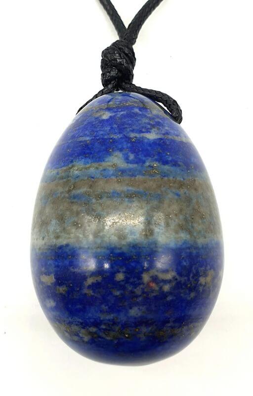 Oeuf de Yoni Lapis Lazuli 5cm