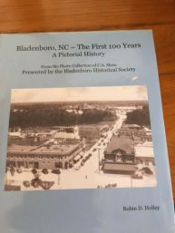 Bladenboro Pictorial Book