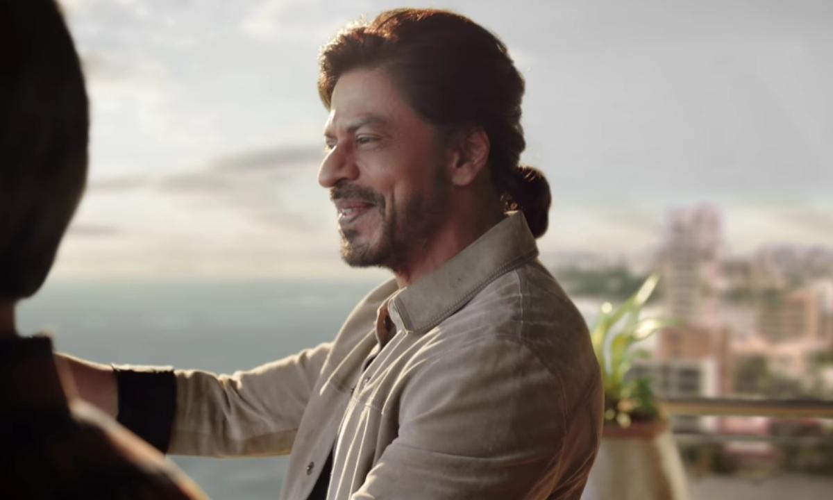 Shah Rukh Khan suffers from FOMO in new Hotstar ad - Tatvabodhini