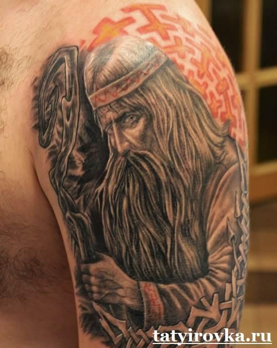 Славянские-татуировки-и-их-значение-7
