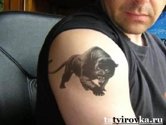 Тату-пантера-и-их-значение-13