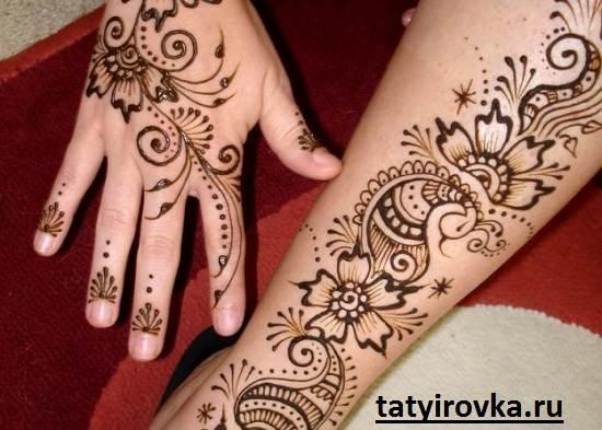 Временные-татуировки-и-их-значение-4