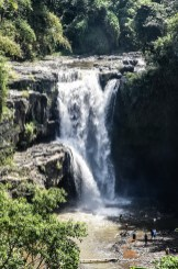 Tegenungan Waterfall, Gianyar Bali Indonesia - Body of water, Landscape, Natural landscape, Nature, Nature reserve, Outdoor structure, Stream, Vegetation, Water resources, Watercourse, Waterfall