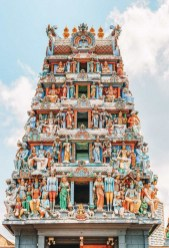 Sri Mariamman Temple, Singapore Central Singapore - Holy places, Place of worship, Sculpture, Temple, Tradition