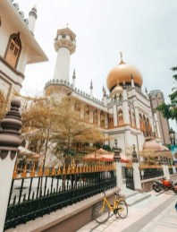 Malay Heritage Centre, Singapore Central Singapore - Bicycle, Dome, Mosque