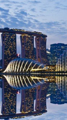 Gardens by the Bay, Singapore Central Singapore - Cityscape, Commercial building, Facade