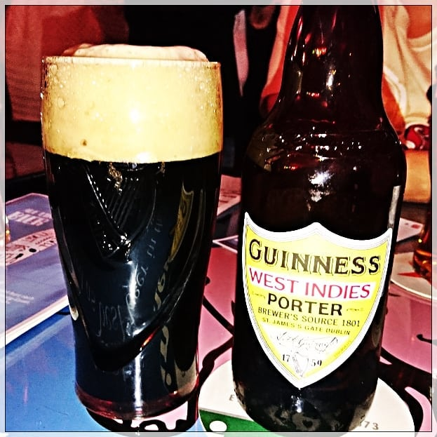 Guinness West Indies Porter