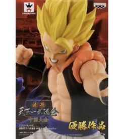 DRAGON BALL SUPER - WORLD FIGURE COLOSSEUM - GOGETA - BANPRESTO FIGURE 13CM