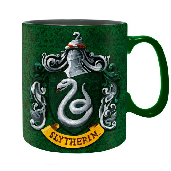 HARRY POTTER - TAZZA 460ML - SLYTHERIN