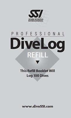 SSI-DiveLog-Refill-100-Tauchgänge