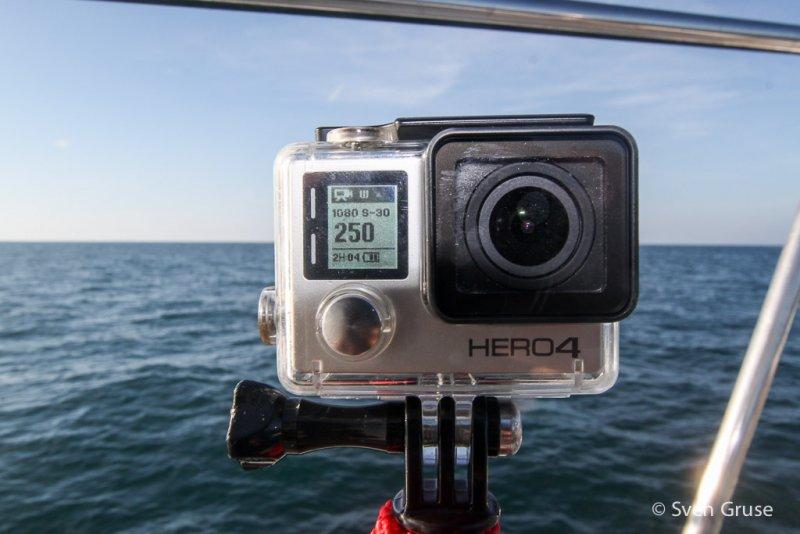 GoPro Hero 4 Testbericht Unterwasserkamera