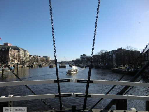 Views from Magere brug
