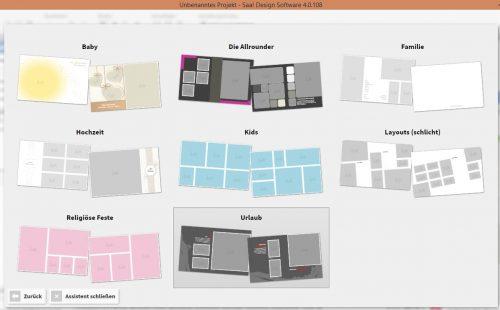 Designvorlagen