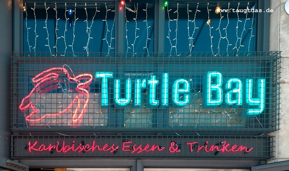 Turtle Bay - Karibisches Restaurant
