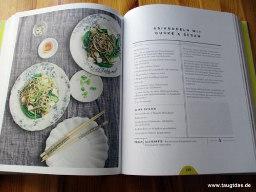 Kochbuchseite
