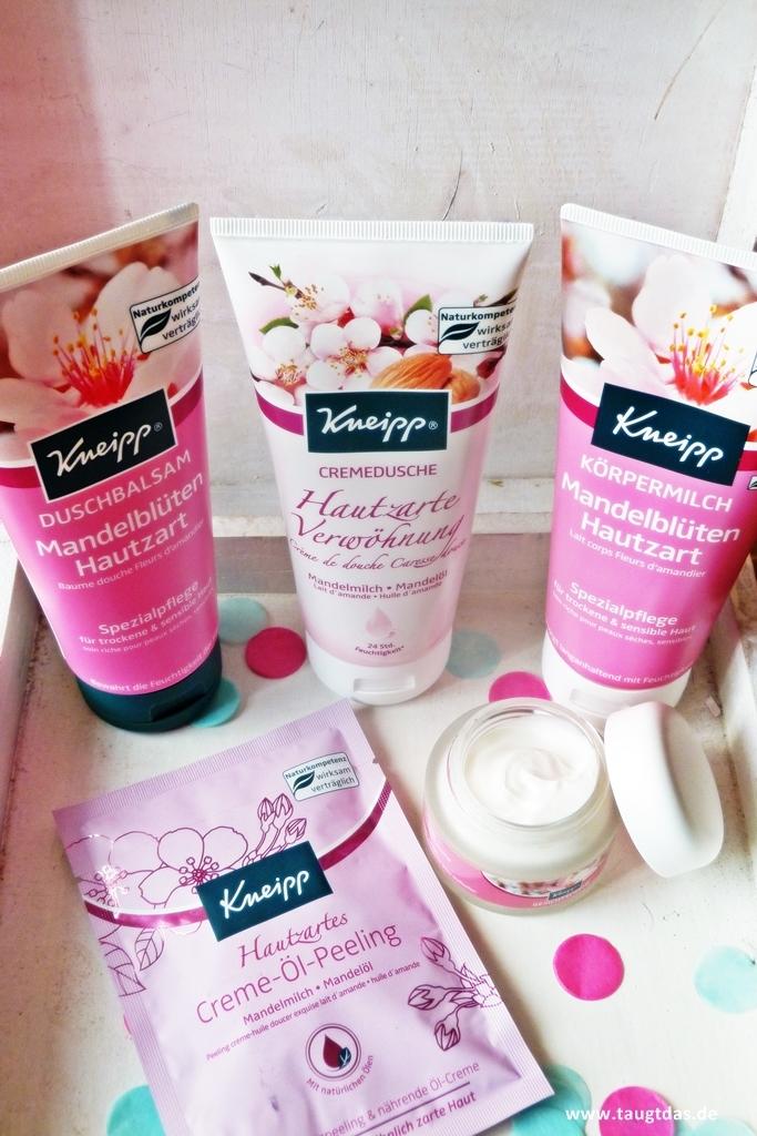 Kneipp Mandelblüten Produkte