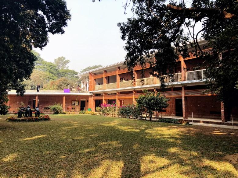 Fine Arts Department, Dhaka University, Muzharul Islam