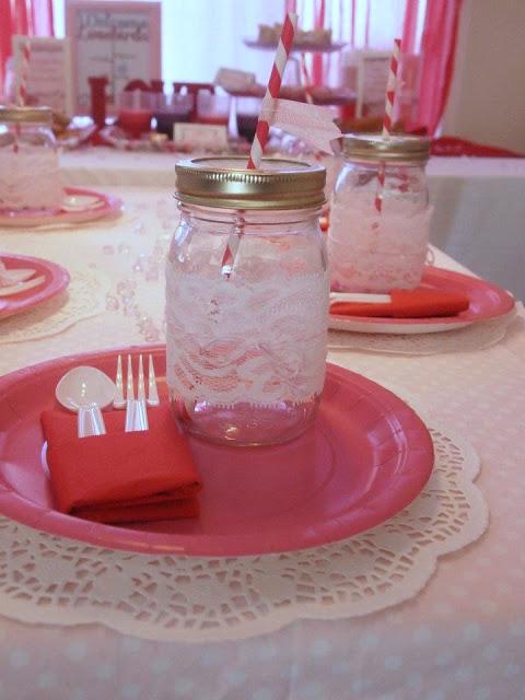 Valentines Day Drinks via Becoming Martha