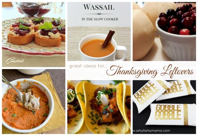 thanksgiving leftover recipe ideas