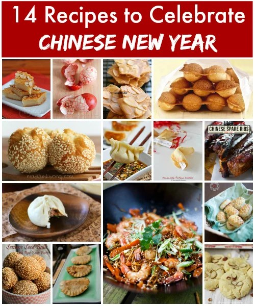Chinese New Year Recipes final