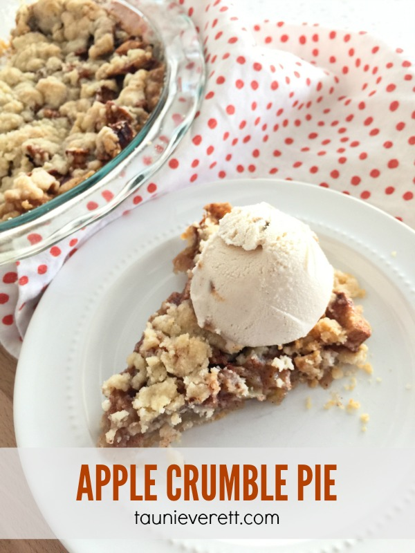 This crumble apple pie far too easy to taste as good as it does...#applepie #applecrumble #apple #dessert #pie