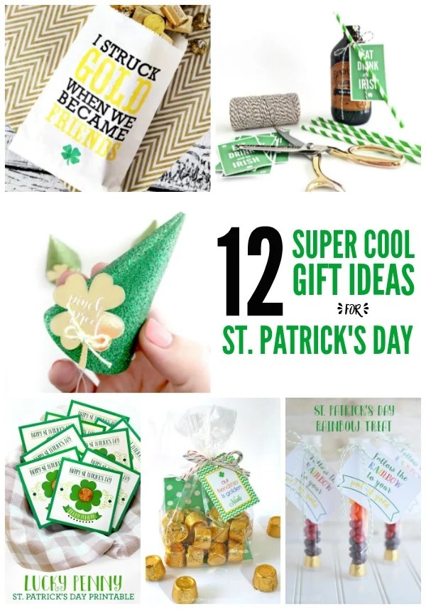 12 Super Cool St. Patrick's Day Gift Ideas