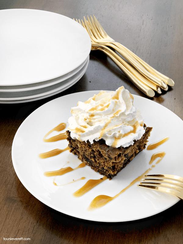 Pumpkin Butterscotch Cake Recipe