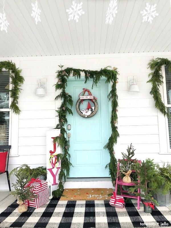 Joy porch