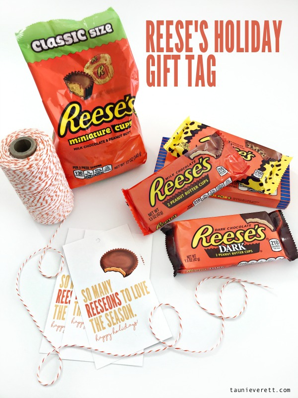 Reeseons to love the season gift tag © tauni everett 11 600