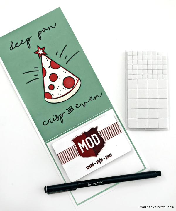 Pizza christmas printable gift idea © tauni everett 6 600