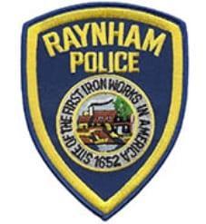 Raynham Police Patch