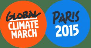#GlobalClimateMarch Paris2015