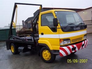 6 Tonne Gantry Truck.